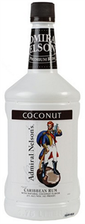 Admiral Nelson's Rum Coconut 1.75l
